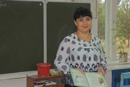 Червякова Светлана Владимировна — учитель начальных  классов