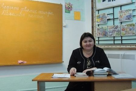 Гуреева Лариса Владимировна, учитель литературы и русского языка